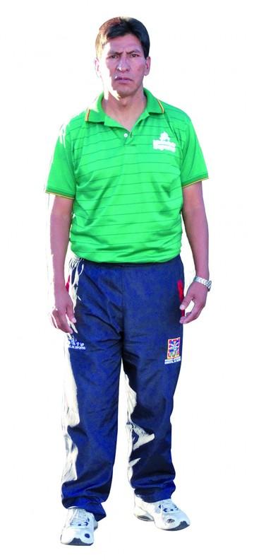 Hugo Ramos formador de campeones