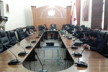 Se suspende sesión de la Brigada de Asambleístas y no se elige nuevo presidente