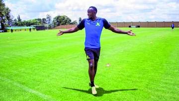 Ex atleta Bolt salta al fútbol; su equipo se conocerá hoy