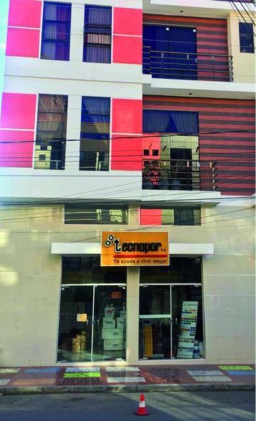 Tecnopor Sucre da pasos acelerados  en el mercado de  la construcción
