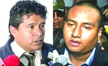 Desfalco: Otro implicado acusa de extorsión a fiscal