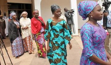Liberan a 1.130 secuestrados en Nigeria