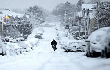 El frío deja cinco muertos en Polonia sólo durante la última noche