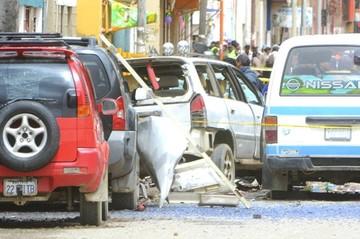 Hoy declaran 12 testigos de las explosiones en Oruro