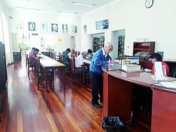 Biblioteca Pública tiene más de 7.000 usuarios