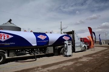 YPFB se querella contra dos funcionarios acusados de millonario robo de gasolina en Yacuiba