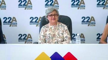 Venezuela traslada sus elecciones al 20 de mayo