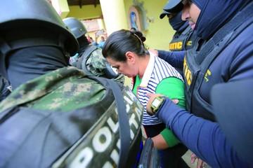 Aseguran bienes de la ex primera dama de Honduras