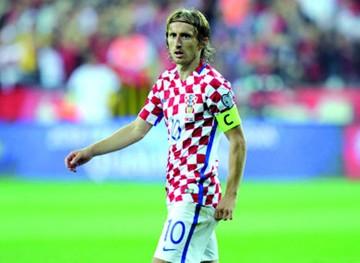 Luka Modric es investigado