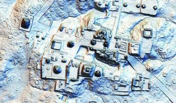 Descubren ciudad maya bajo una selva de Guatemala