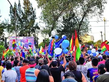 Bolivianos en Argentina rechazan discriminación