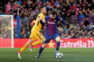 Messi acerca el título al Barcelona