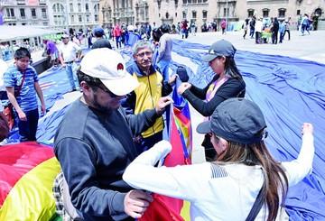 Evo Morales reclama unidad en torno a cuestión marítima