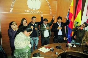 Elmar Callejas asume la Brigada con tres retos