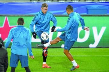 Real Madrid y PSG, entre  el precipicio y la historia