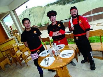 Parque Cretácico renueva su oferta de comidas con un nuevo restaurante