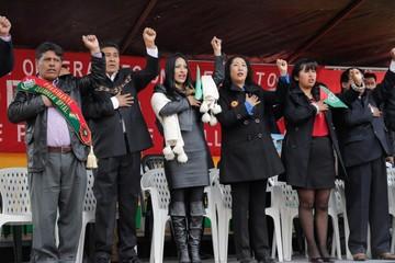 Gobierno y Alcaldía alteña patentan división política