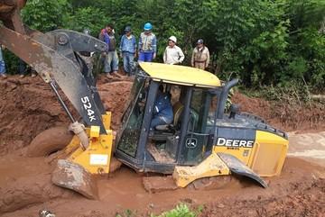 Monteagudo continúa sin servicio de agua potable por segundo día consecutivo