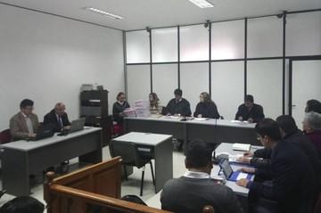 Suspenden por tercera vez juicio oral contra ex dirigentes del fútbol boliviano