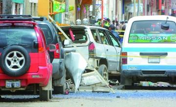 Explosión: Declararon 80 testigos y no hay autores