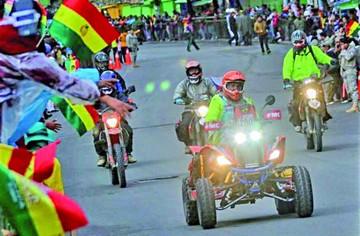 ¿Bolivia fuera del Dakar?