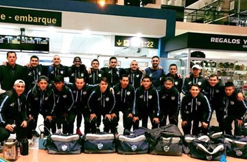Liga: Segundo partido suspendido por inoperabilidad del aeropuerto Alcantarí
