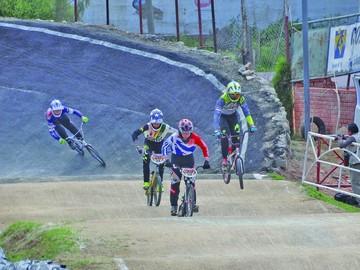 Copab coincide con UCI y aprueba pista de Garcilazo