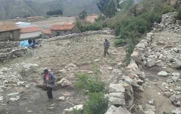 Desborde del río Pilcomayo afecta a cuatro comunidades del municipio de Icla