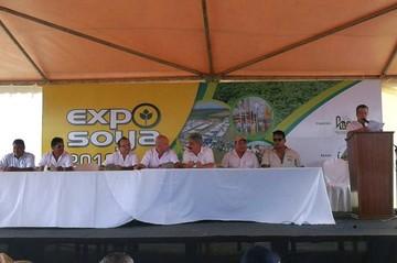 La Exposoya se puso en marcha en Cuatro  Cañadas