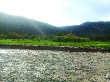 Lluvias y riadas afectaron a  8.300 hectáreas cultivables