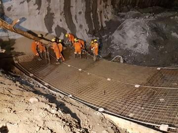 El Túnel de Incahuasi tomará el doble del tiempo previsto