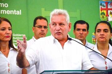 Costas pide anular resolución sobre Incahuasi y denuncia táctica económica contra Santa Cruz