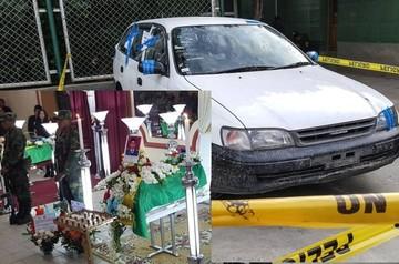 Encuentran vehículo en el que fueron asesinados los dos militares en Oruro