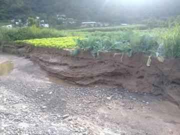 Confirman cinco fallecidos por las lluvias hasta marzo