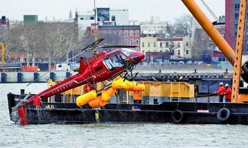 Accidente de helicóptero termina con un saldo fatal