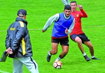 Bolívar y el Tigre preparan su debut copero en casa