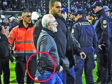 Grecia suspende su Liga
