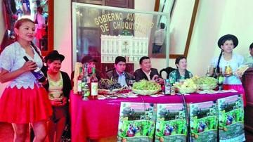 Sud Cinti busca potenciar el enoturismo en Chuquisaca