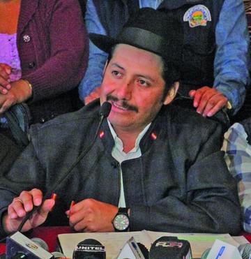 Chuquisaca insiste con diálogo y critica postura de Santa Cruz