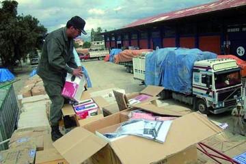 Gobierno quiere duplicar castigo por contrabando
