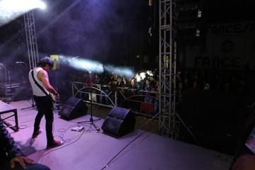 Primer festival K'arapanza Rock