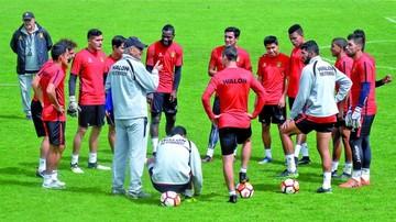 El Tigre se presenta en la Copa ante Peñarol