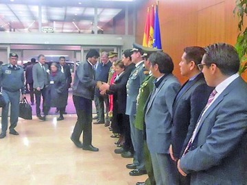 Mar: Bolivia cree que Chile se ve perdidoso ante la CIJ