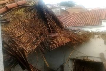 Lluvias: Suman 16 viviendas que sufren el desplome de sus techos en Sucre