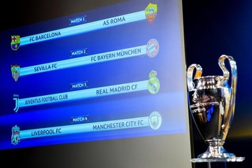 Barcelona, City, Real Madrid y Bayern: no quieren mirarse cara a cara