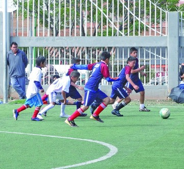 Torneo de fútbol concluye hoy  con premiación