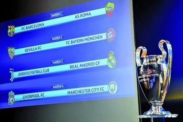 Liga: Juventus-Real, plato fuerte de cuartos