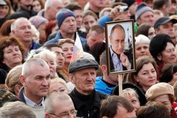 Vladimir Putin, el líder ruso que busca un lugar en la historia