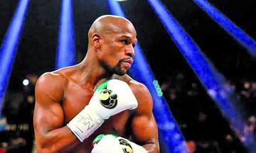 Floyd Mayweather anuncia que incursionará en la MMA