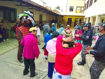El Día del Padre en Sucre interpela a hijos que olvidan